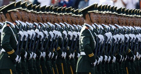 China shows growing clout at Munich security conference