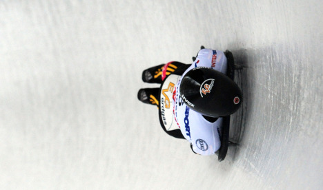 Olympic skeleton team accused of cheating