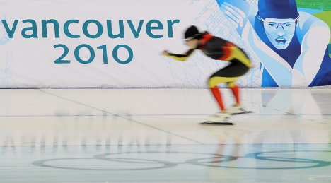German athletes go for gold at Winter Olympics in Vancouver