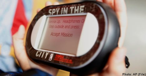 Firms under scrutiny over GPS spying