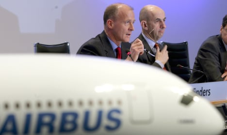 Germany plans €1-billion loan for Airbus A350
