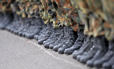 Shorter Bundeswehr conscription to cost Defence Ministry millions