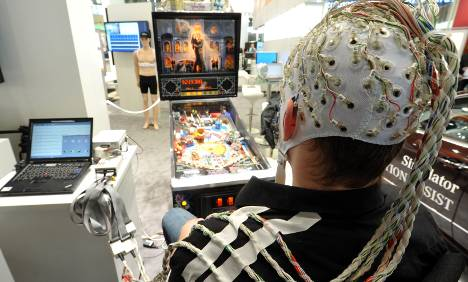Mind-reading computers turn heads at CeBIT
