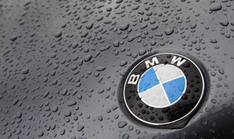 BMW snags €1-billion contract to equip US police cars