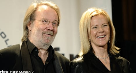 Abba joins Rock 'n Roll Hall of Fame