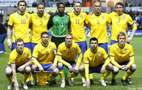 Sweden claims narrow win in Wales