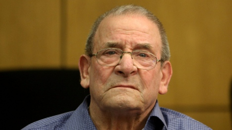 Former SS hit man given life sentence