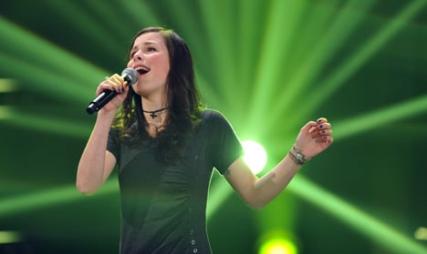 Lena to sing for Germany at Eurovision contest