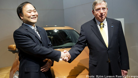 Geely to harness Swedish 'tiger' Volvo