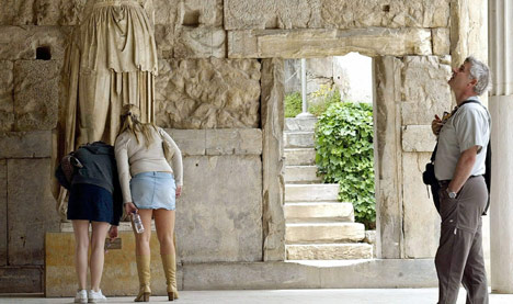 Greek crisis unlikely to deter German tourists