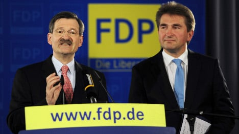 FDP unveils scaled-down tax reform proposal