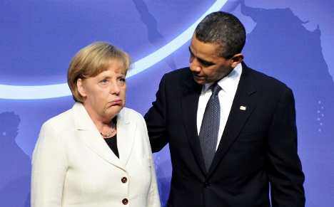 Obama urges swifter action on Greece