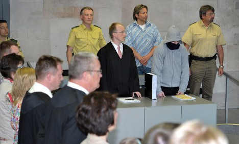 Ansbach school attacker gets nine years