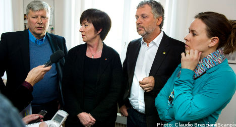 Opposition outlines billion kronor tax hike