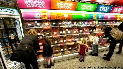 Health experts call for candy tax