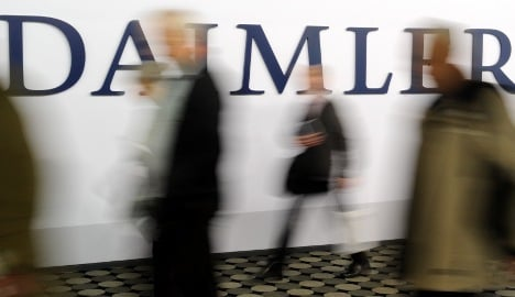 Daimler to 'restructure' Iran business ties