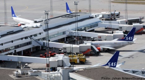 SAS paves way for lay-offs due to ash