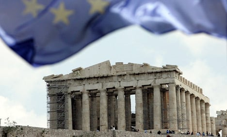 Germany could refuse aid to Greece