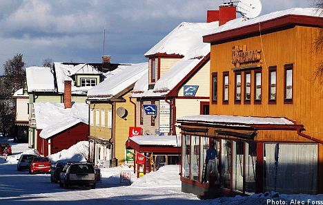 A new life in northern Sweden – Part Two