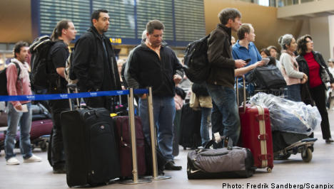 Southern Sweden faces airspace shutdown