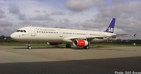 SAS planes grounded until Tuesday