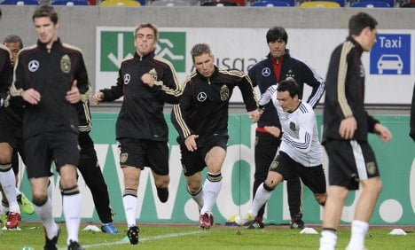 Hungary friendly a test for World Cup team