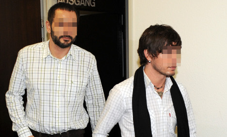 BND spy jailed for passing secrets to gay Balkan lover