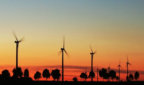 Germany reportedly slashing climate projects