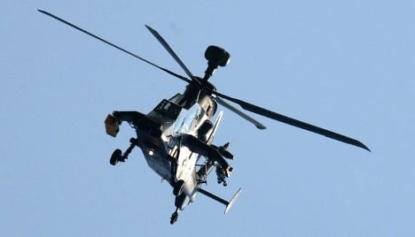 Ministry slams defective Tiger attack helicopter