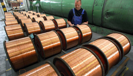 Industrial output soars