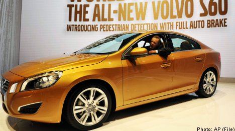 Geely reveals Volvo China production plans