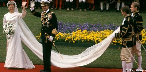 Why Victoria's gown will be more than just a dress