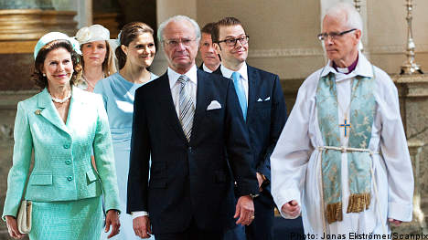 New titles for future Prince of Sweden