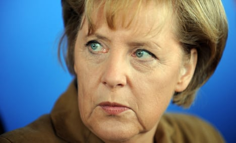 One-fifth of Germans want Merkel to resign