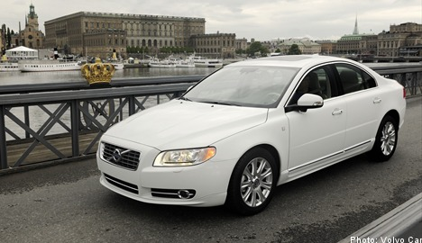 Volvo sales continue rise in Europe