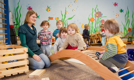 Demand for day care on the rise
