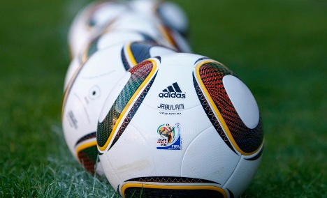 England gripe about Germany's World Cup balls