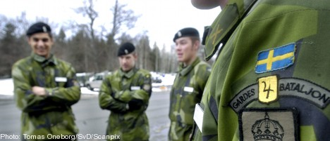 Little interest in military service – warning