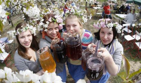 Beyond Oktoberfest: A guide to German beer and wine festivals