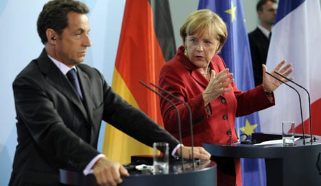 Berlin and Paris plan new fiscal rules for EU, G20