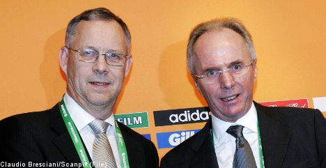 Swedish coaches carry African World Cup hopes