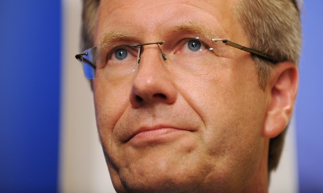 Wulff calls on coalition to back candidacy