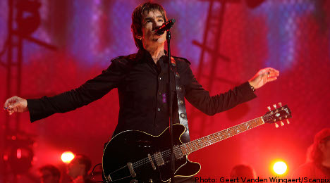 Roxette star among wedding guests