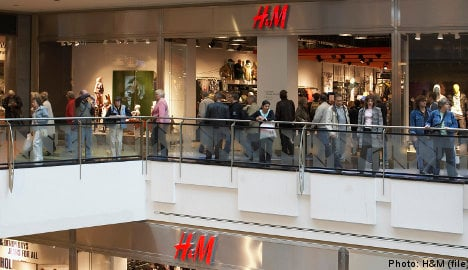 H&M to open 240 new stores in 2010