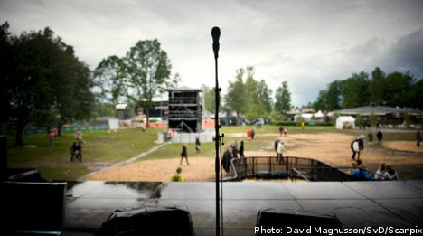 Hultsfred festival to file for bankruptcy