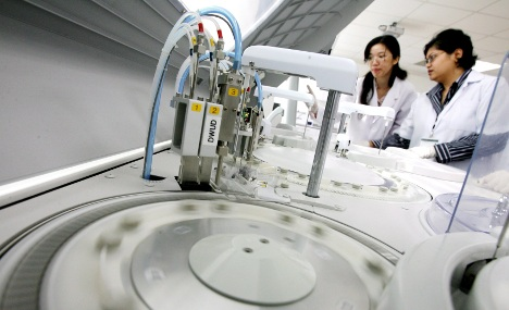 Singapore's flush research funding attracts German scientists