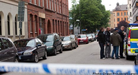 Five detained after Malmö shootings