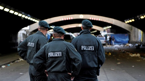 Duisburg police relieved of Love Parade investigation