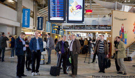 Gothenburg courted by low-cost air carriers