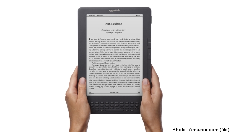 Stieg Larsson first to sell one million Kindle books